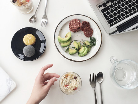 9 Foods That Boost Productivity