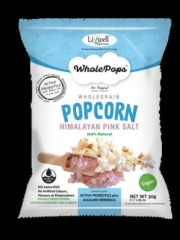 Wholepops | Himilayan Pink Salt