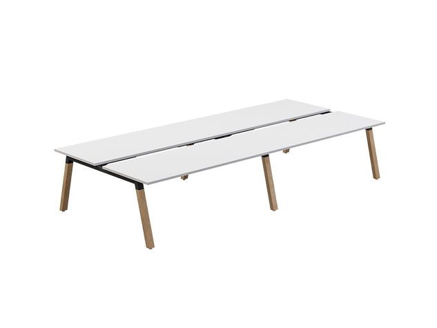 Balance Commercial | Oasis Desk Double Sided