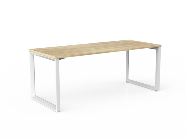 Balance Commercial | Avril Single Fixed Height Desk