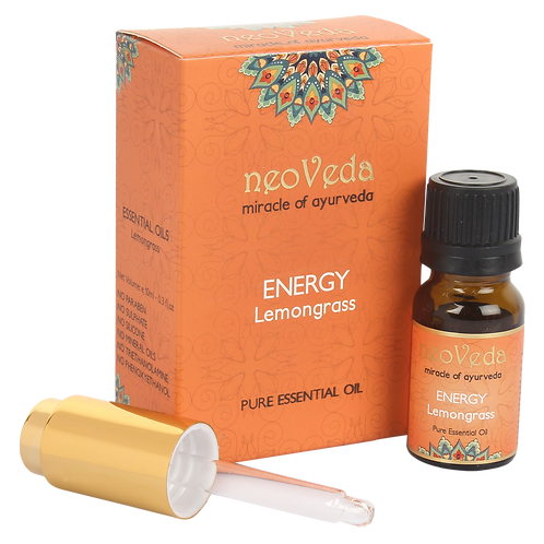 Energy | Lemongrass | Essential Oil