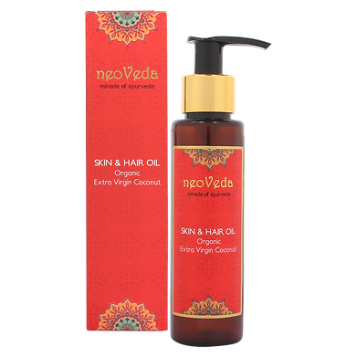 NeoVeda_Skin and Hair Oil Organic Extra