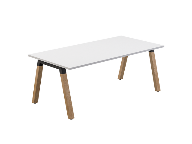 Balance Commercial | Single Oasis Desk