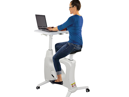 Spinning At Your Desk?
