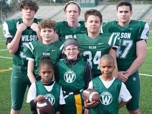 Where do I register for Wilson Youth Football....Right Here!