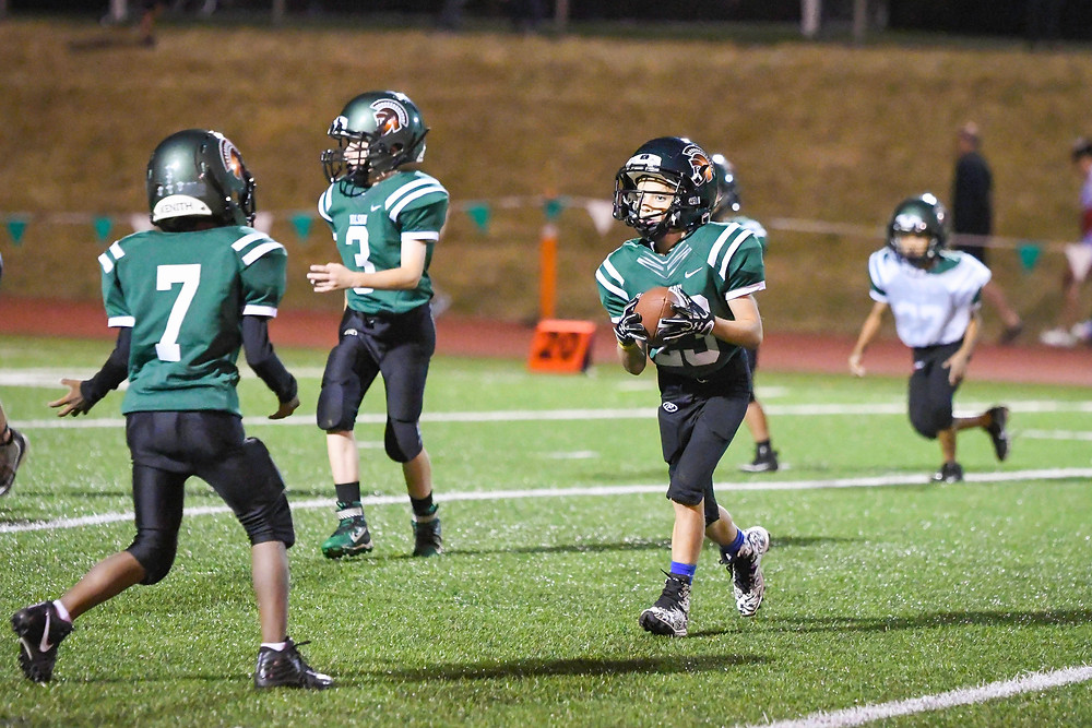 Please join us for our Online Wilson Youth Football Community Meeting!