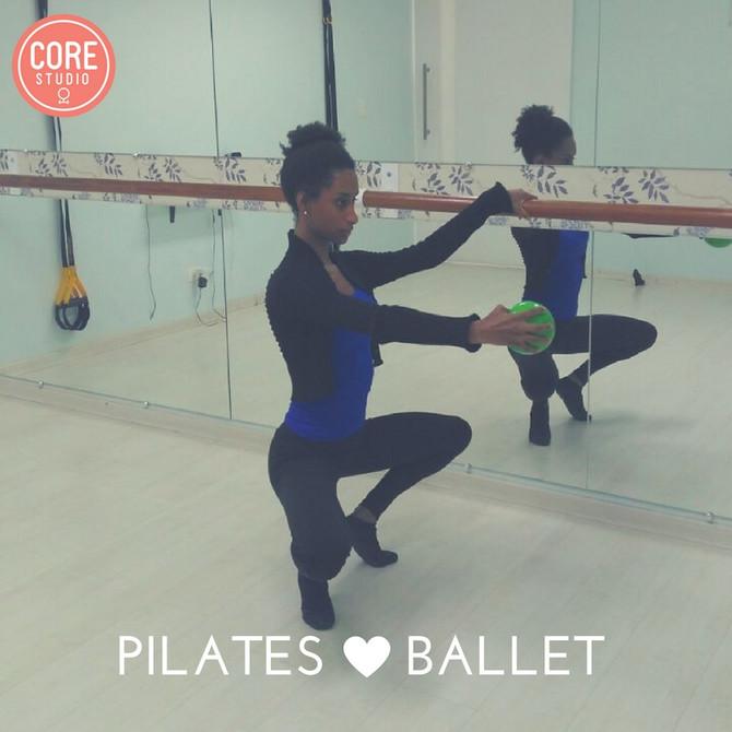 Aulas de Ballet com Pilates: por quê?