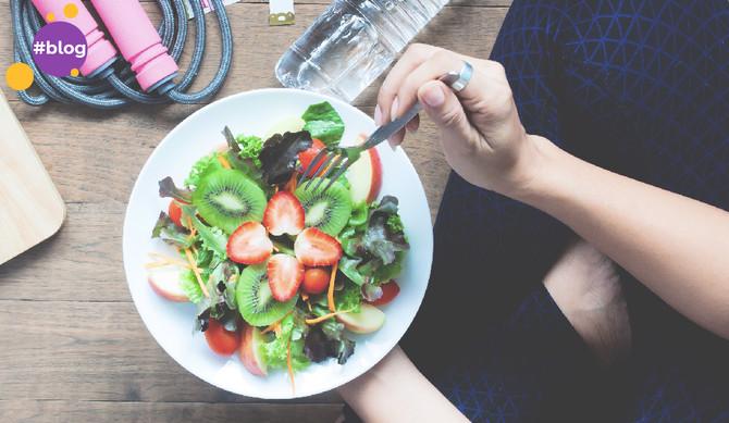 Alimentação saudável e sua relação com o metabolismo