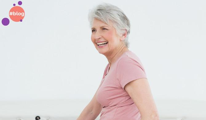 3 em cada 4 idosos têm alguma doença crônica. O pilates pode te ajudar!