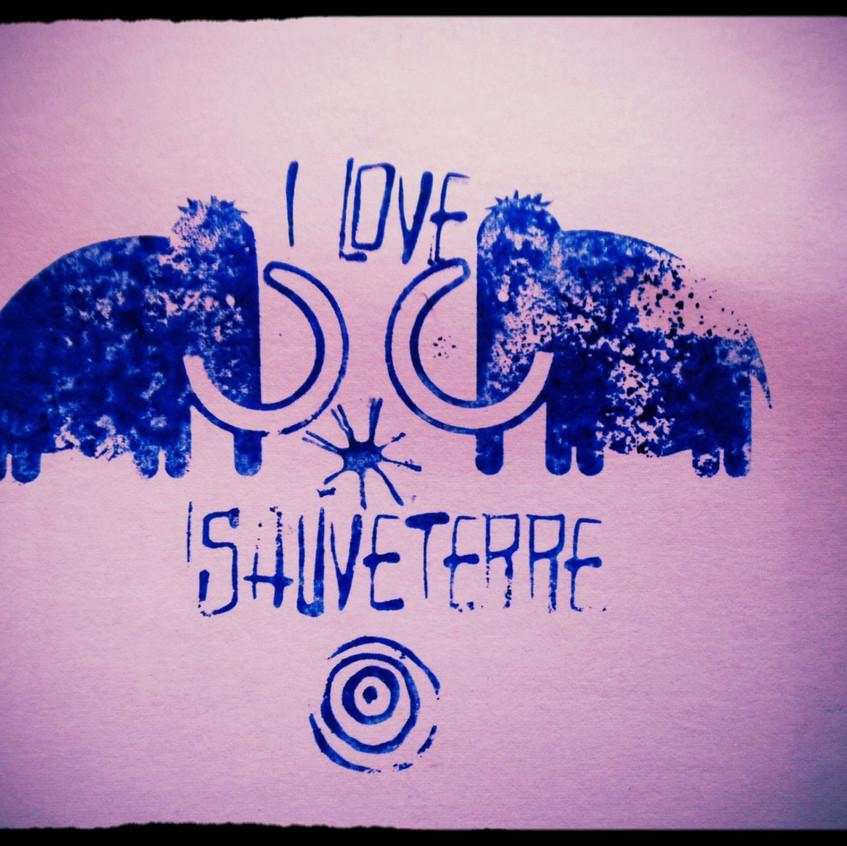 I love Sauveterre