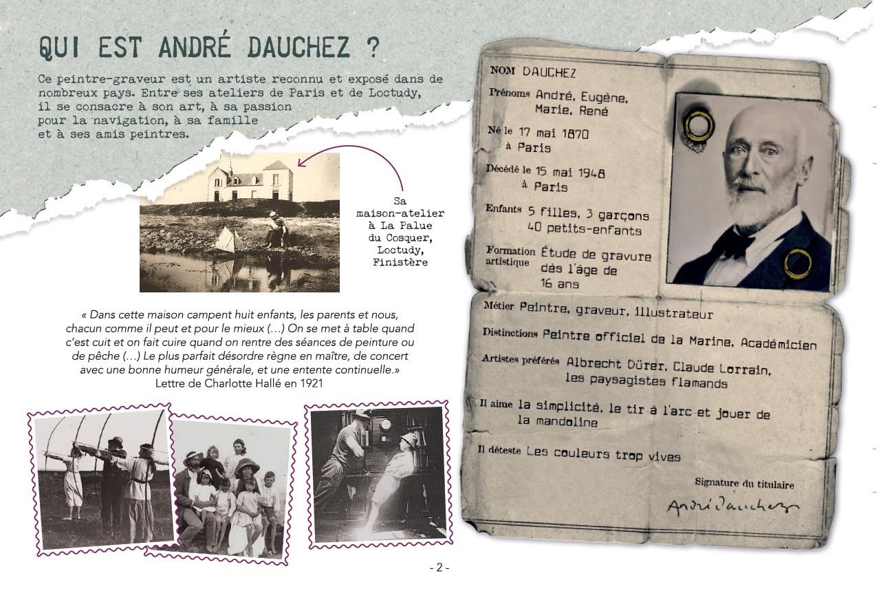 Qui est André Dauchez ?