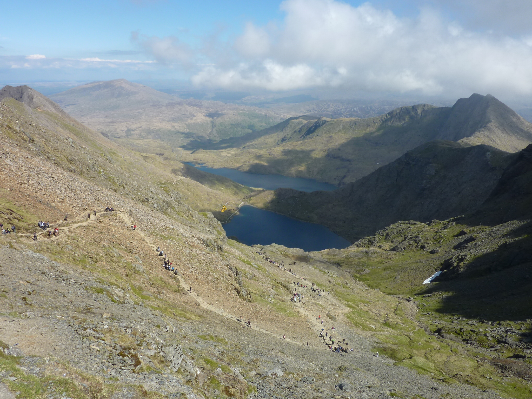 Top of Pyg Track