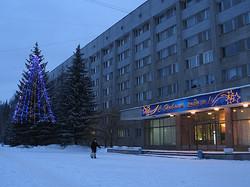 ЦИПК гостиница