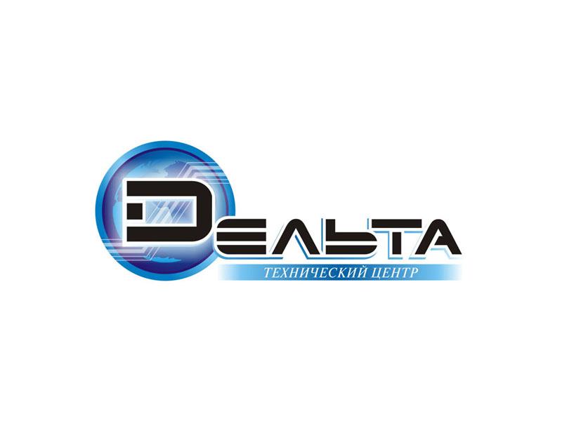 Логотип для компьютерной фирмы
