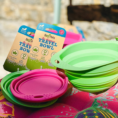 Beco: Collapsible Travel Bowl