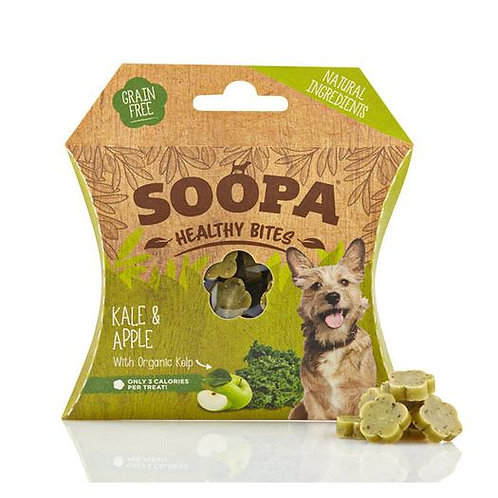 SOOPA: Healthy Bites - Kale and Apple