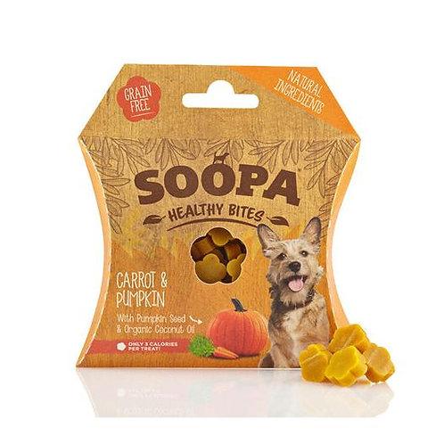 SOOPA: Healthy Bites - Carrot & Pumpkin