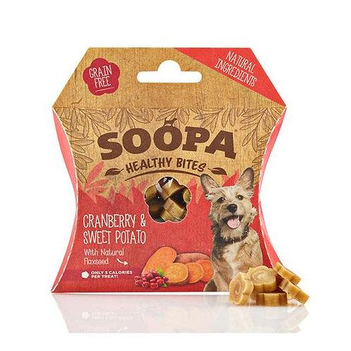 SOOPA: Healthy Bites - Cranberry & Sweet Potato