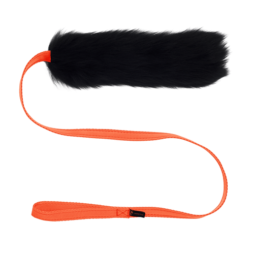 Tug-E-Nuff: Sheepskin Chaser Tug