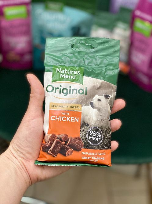 Natures Menu Original Treats - Chicken 60g