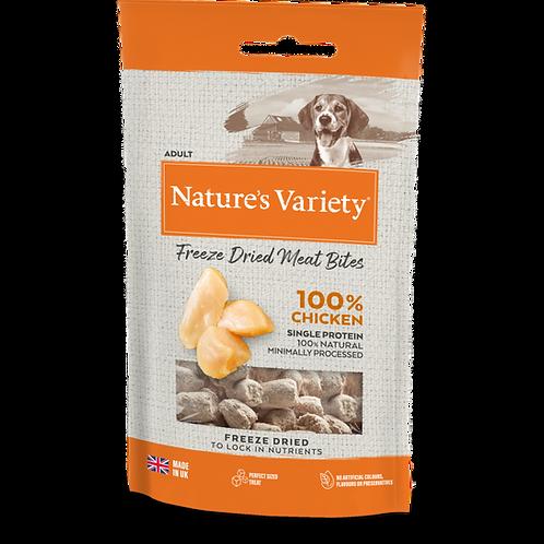 Nature's Variety: Freeze Dried Bites (20g)