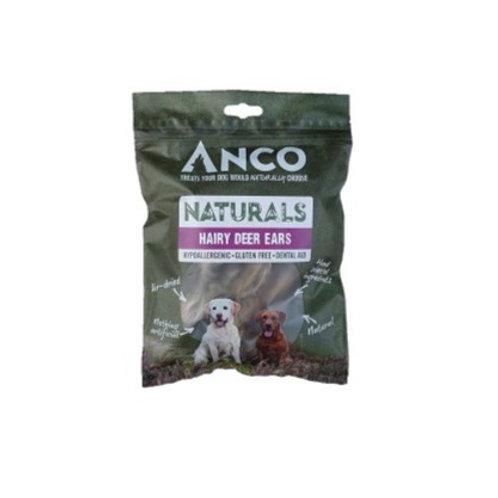 ANCO: Dried Hairy Deer Ears