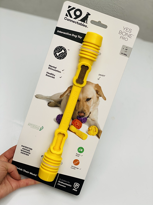 K9 Connectables: The Yes Bone