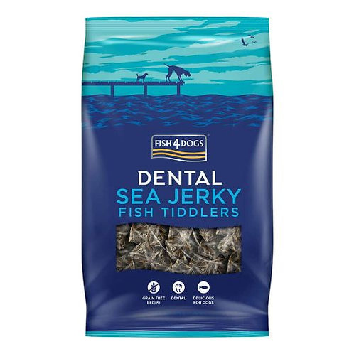 Fish4Dogs Sea Jerky Tiddlers (115g)