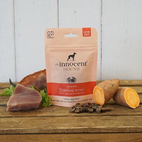 The Innocent Hound - Tuna & Crab Training Treats 70g