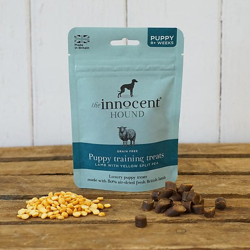 The Innocent Hound - Lamb Puppy Training Treats 70g