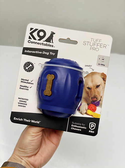 K9 Connectables: Tuff Stuffer