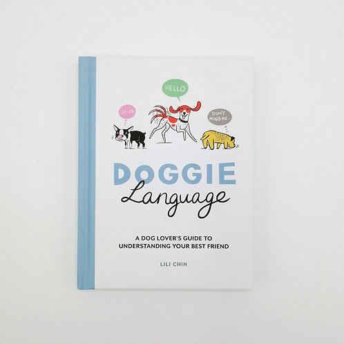 Lili Chin: Doggie Language Book