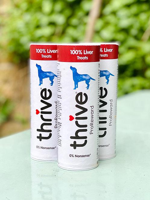 THRIVE PROREWARD® 100% Freeze Dried Liver 60g