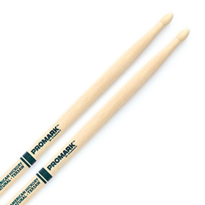 """Promark Hickory 5A """"The Natural"""" Wood Tip - TXR5AW"""