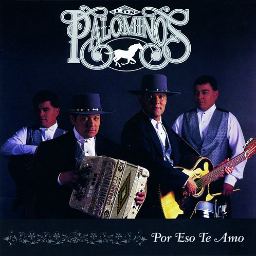 Los Palominos - Por Eso Te Amo