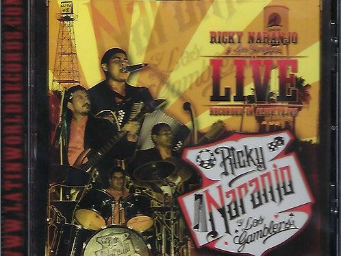 Ricky Naranjo - The Live Album