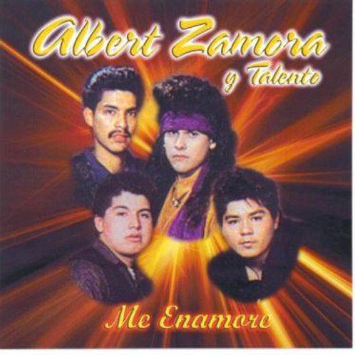 Albert Zamora -Me Enamore