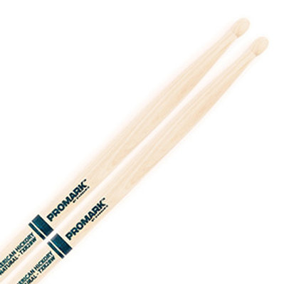 """Promark Hickory 2B """"The Natural"""" Wood Tip (TXR2BW)"""