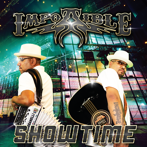 Impozzible - Showtime CD