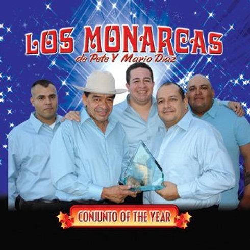 Los Monarcas - Conjunto Of The Year (2010)