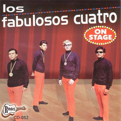 Los Fabulosos 4 - On Stage