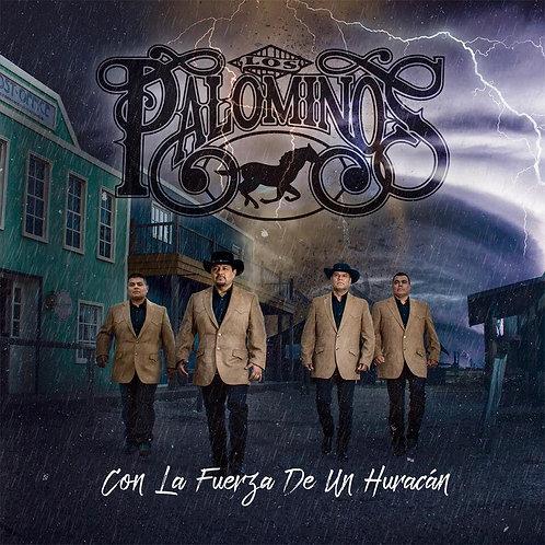 Los Palominos -Con La Fuerza De Un Huracan