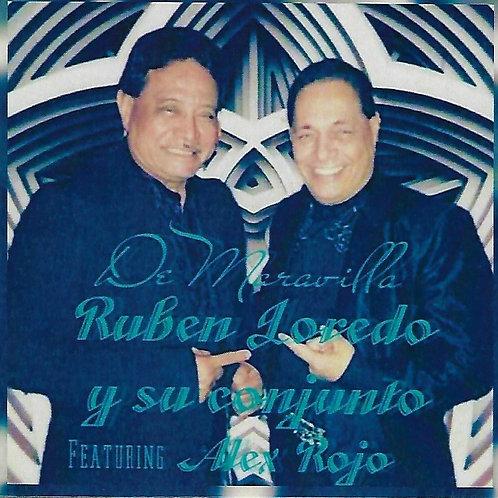 Ruben Loredo y Su Conjunto - De Maravilla