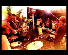 Live band mayhem