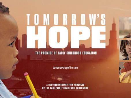"Film ""Tomorrow's Hope"" PREMIERES - Captain Danger Soundtrack, May 20"