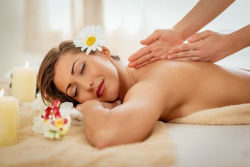 60 Minute Massage 5 Pack
