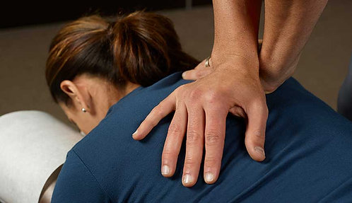 Chiropractic Adjustment 10 Pack (12 Years old +)