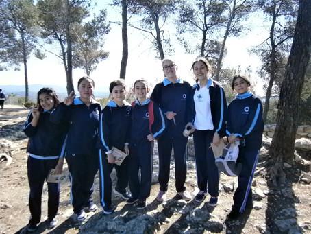 Excursió al parc del Garraf