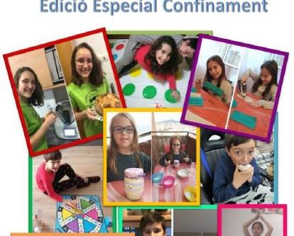 """Revista """"Ull del Pilar"""" especial confinament"""