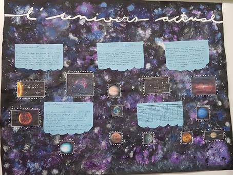 """Treball """"Forces i moviments de l'Univers"""""""